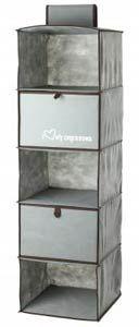 Rangement 3 casiers et 2 tiroirs: $12.95€