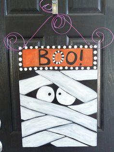 halloween BOO! by shaggydogstudio, via Flickr