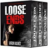 Free Kindle Book -   Mystery Box Set - (Davenport Mysteries - Loose Ends, Perfect Crime and Wrong one)