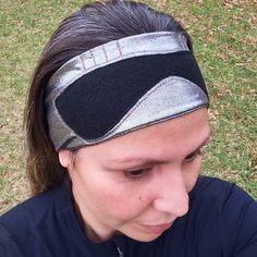 A personal favorite from my Etsy shop https://www.etsy.com/listing/262083057/captain-phasma-running-headband-3-inches