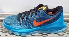 Nike KD 8 OKC
