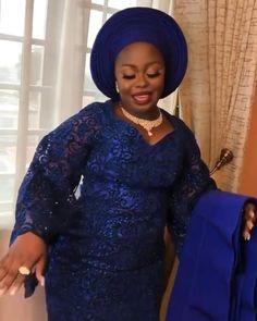 Nigerian Lace Styles Dress, Nigerian Wedding Dresses Traditional, Nigerian Clothing, Best African Dresses, African Lace Styles, Traditional Wedding Attire, Lace Dress Styles, Latest African Fashion Dresses, African Attire
