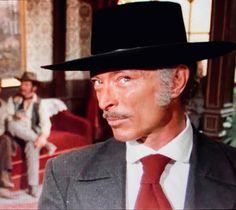 Sabata Lee Van Cleef, Older Men, Panama Hat, Cowboy Hats, Westerns, Arch, Royalty, Hero, King