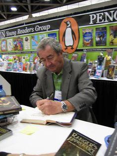 Author John Flanagan