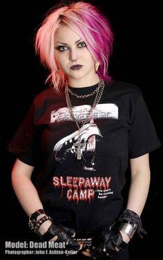 Sleepaway Camp Shirt | $13.00 on eBay