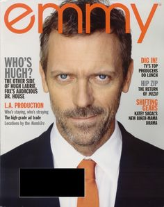 Hugh Laurie... some men just get better with age :)