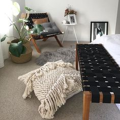 Single Seats For Living Room Natural Home Decor, Diy Home Decor, Natural Bedroom, Kids Bedroom, Bedroom Decor, Bedroom Ideas, Kmart Home, Kmart Decor, Beach House Furniture
