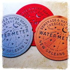 New Orleans Water Meter Doormat | Water Meter Door Mats & Gifts