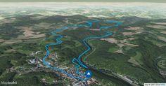 Recht kurze aber durchaus lohnende Wanderung von Gößweinstein zur Esperhöhle und retour. Angenehme Wanderung mit teils tollem Ausblick auf die Fränkische Schweiz.