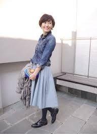 「田丸麻紀 ファッション」の画像検索結果