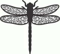 dragonfly fancy things to draw pinterest dragonflies