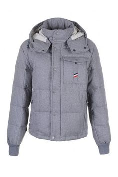 Moncler Men's Grey Reynold Jacket $279.00
