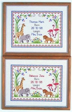 Forever Wedding Record On Aida Counted Cross Stitch Kit-10.4X7.2 14 Count