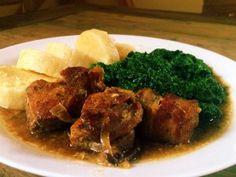Steak, Pork, Beef, Chicken, Essen, Kale Stir Fry, Meat, Steaks, Pork Chops