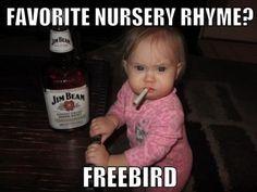 Redneck baby meme