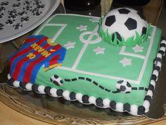 Soccer Birthday Cakes  Party Ideas From Kids Birthdays To Weddings