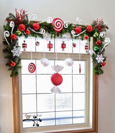 5 decoraciones navideñas para la ventana Más