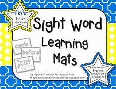 Sight Word and Phonics Fun !