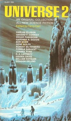 Adventures in Science Fiction Cover Art: Ice-Covered Cities