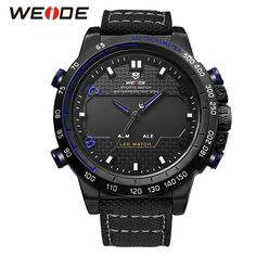 WEIDE Watches Men Luxury Brand Sports Military Watch Nylon Strap Big Dial 3ATM Waterproof Analog LED Display Men's Quartz Watch     Tag a friend who would love this!     FREE Shipping Worldwide     Buy one here---> https://shoppingafter.com/products/weide-watches-men-luxury-brand-sports-military-watch-nylon-strap-big-dial-3atm-waterproof-analog-led-display-mens-quartz-watch/