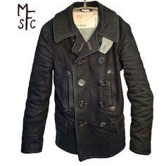 mister freedom : P jacket MISTER FREEDOM PEA JACKET | J CREW 30% VOUCHER
