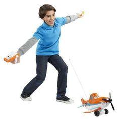 Disney Planes Wing Control Dusty Crophopper Radio Control, toy, boys, airplane #Disney- $57.99