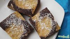 Paleo pudingos süti  3 (nagyobb) tojás  1 csapott ek poreritrit  100 g Szafi Fitt süteményliszt 10 g holland kakaópor csipetnyi só  1 ek folyékony kókuszolaj  0,5 dl folyadék (nálam mandulatej A pudinghoz: fél csomag (35 g) Szafi Fitt vaníliás pudingpor  1 dl mandula/kókusztej  édesítő