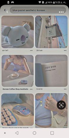 Korean Coffee Shop, Coffee Shop Aesthetic, Overlays, Piercing, Random Stuff, Pastel, Search, Wallpaper, Cases