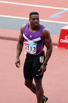 Harry Aikines-Aryeetey - Athletics. 100m relay.