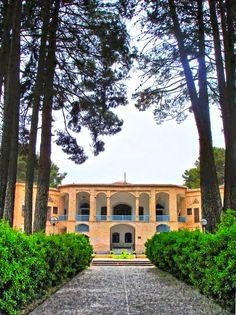 Akbaryeh Garden in Birjand, Iran