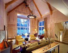 Woodland Ramble, Redding, Connecticut. Ike Kligerman Barkley Architects.