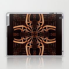 CenterViewSeries161 Laptop & iPad Skin by fracts - fractal art - $25.00