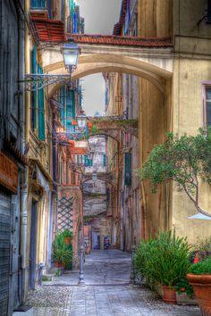 San Remo, Liguria, Italy