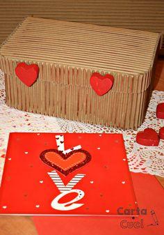 Carta e Cuci: Il Kit di Sopravvivenza al Matrimonio  #handmadevalentine  #thecreativefactory