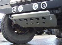 Unterfahrschutz, 10mm Alu, eloxiert, hochfeste Legierung - Artikeldetailansicht - Nakatanenga 4x4-Equipment für Land Rover & Outdoor