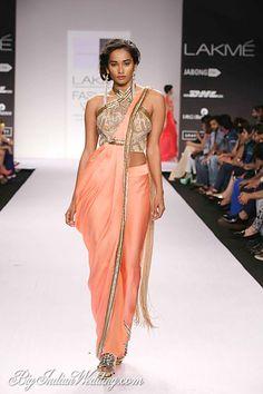 Sonaakshi Raaj at Lakme Fashion Week Summer/Resort 2014