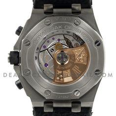 Royal Oak Offshore Black Themes 2014 – Dealer Clocks