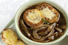 Crock Pot French Onion Soup Has A Ton Of Rich & Bold Flavors Because Of The Way It Is Cooked – You HAVE To See This! There is nothing I
