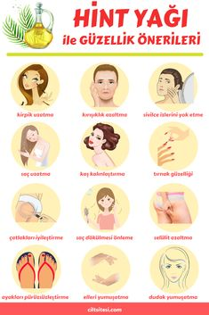 Castor oil for hair, lips, skin beauty and cellulite .- Castor oil and natural beauty recommendations and treatment methods for hair, lips, skin beauty and cellulite can be applied at home … # castor oil # haircare # skincare # lipcare # H Cellulite, Castor Oil For Skin, Oils For Skin, Piel Natural, Natural Skin, Natural Beauty, Beauty Care, Beauty Hacks, Belleza Natural