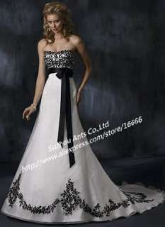 lace black n white wedding dresses | Clothing Shoes & Accessories Wedding & Formal Occasion Wedding Dresses