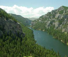 Gates of the Mountains Montana