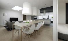 Sleek Minimal Apartment by Tamizo | InspireFirst