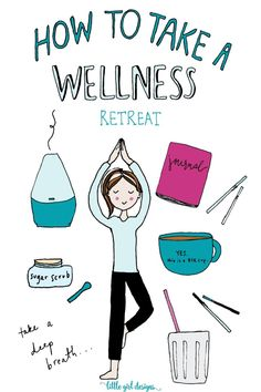 Learn how to make your own wellness retreat! Last Friday I went on a wellness retreat. The air smelled sweet and vibrant, I rested, and… Personal Wellness, Wellness Tips, Health And Wellness, Mental Health, Health Tips, Health Care, Take Care Of Me, Take Care Of Yourself, Health Retreat