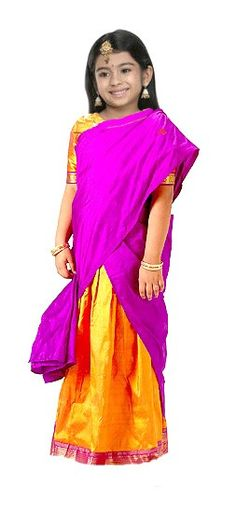 Indian fashion for kids on Pinterest | Saree, Sushmita Sen and ...