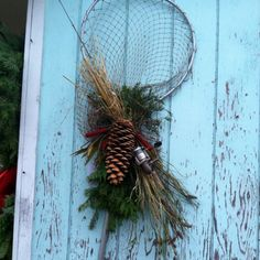 CHRISTMAS WREATH IDEAS | Unique Christmas Wreath | Craft Ideas