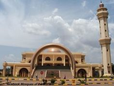 Kampala National Masjid is a masjid in Kampala, Uganda. Completed in 2006, it can hold up to 5,000 worshippers. Libya built the masjid as a gift to Uganda.