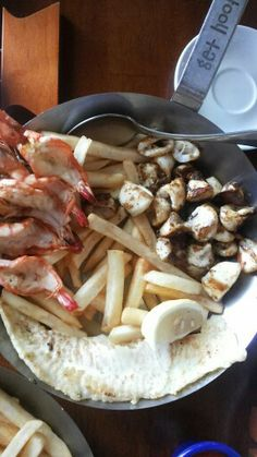 Fish & Co | Seafood Platter