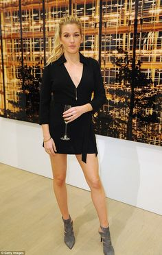 Ellie Goulding has revealed that her newfound love of exercise and clean eating has overha...