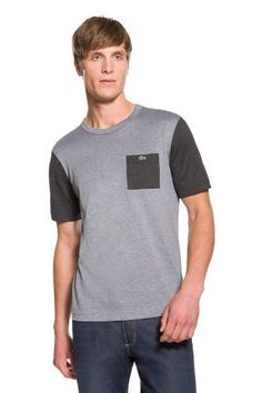 Suede Cotton Jersey Tee