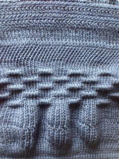different pattern knitting by machine PASSAP Duomatic